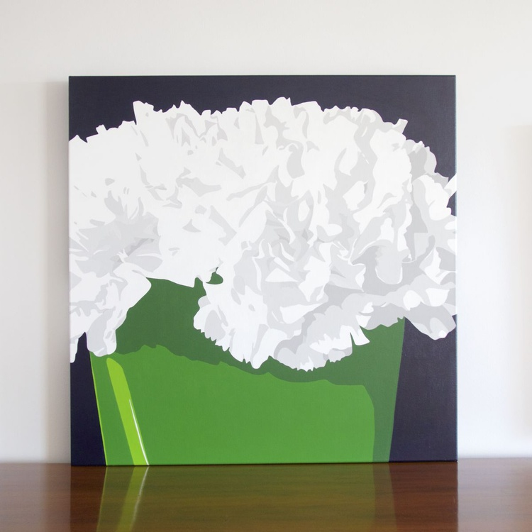 '3D Carnations' - Image 0