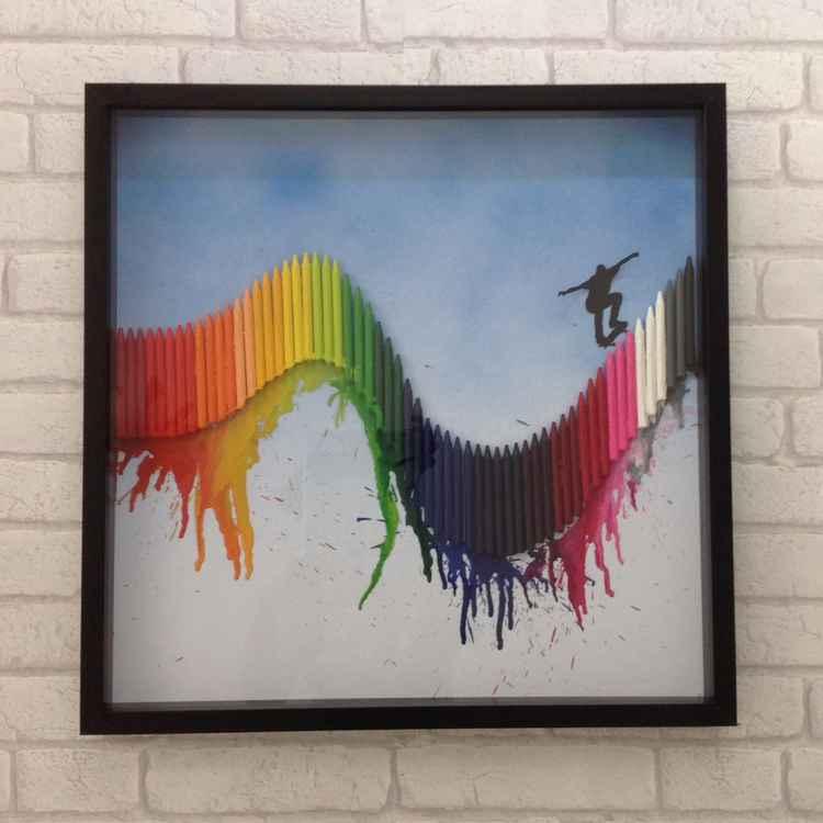 Colour wheel -