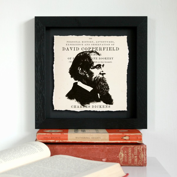 Dickens - David Copperfield (Framed) - Image 0