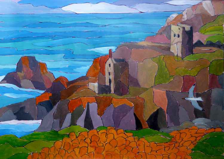 The Crowns Mines, Botallack