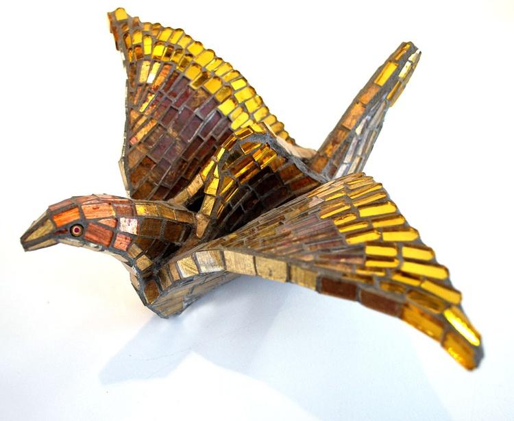 Golden Crane - Image 0
