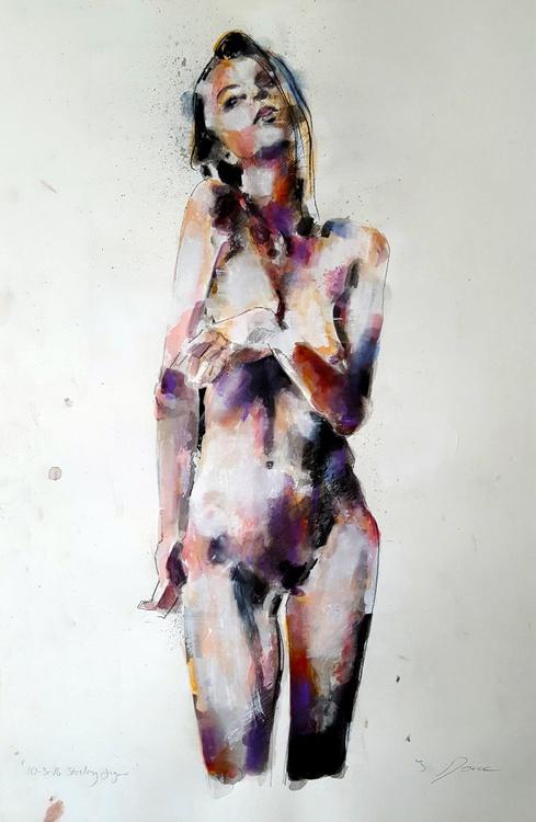 10-3-16 standing figure - Image 0
