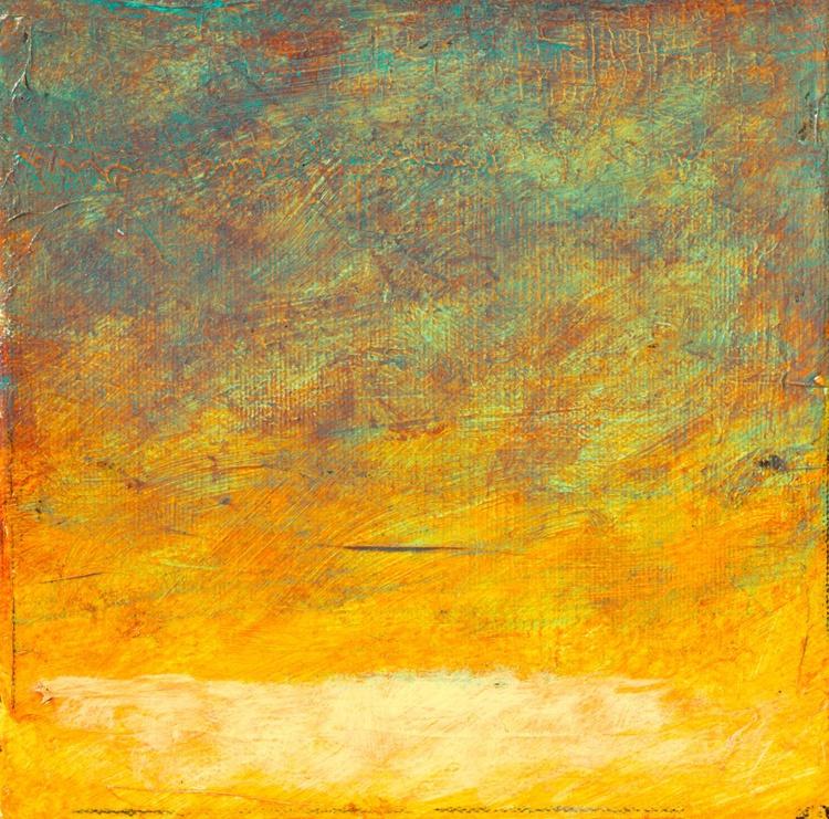 Desert - abstract landscape - Image 0