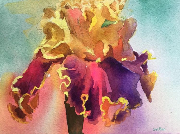 Yellow Iris - Image 0
