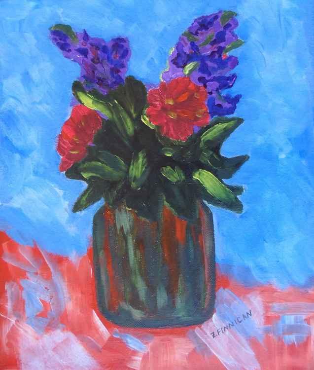 Flower Study -