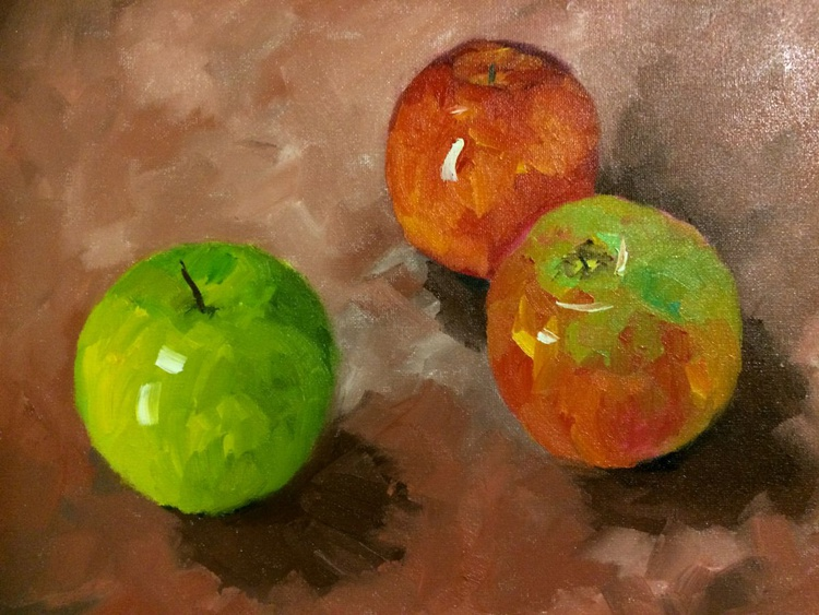 Delicious apples - Image 0