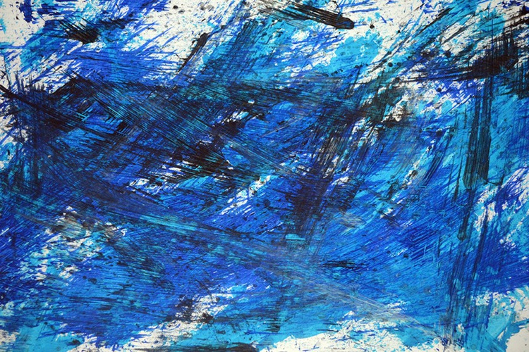 Abstract in Blu - Image 0