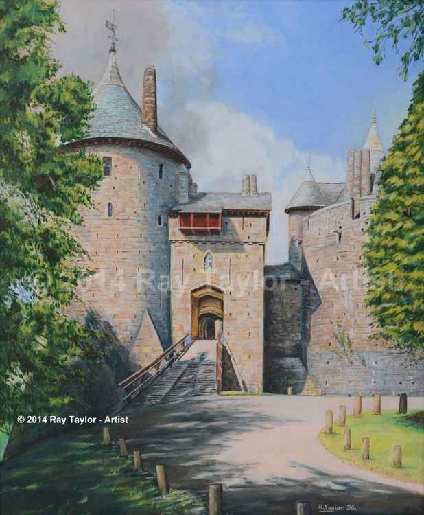 'Castell Coch, Cardiff'