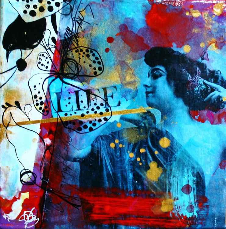 Blue soul (SOLD) -