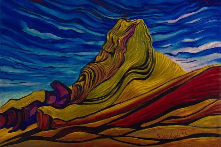 Sacred mountain -