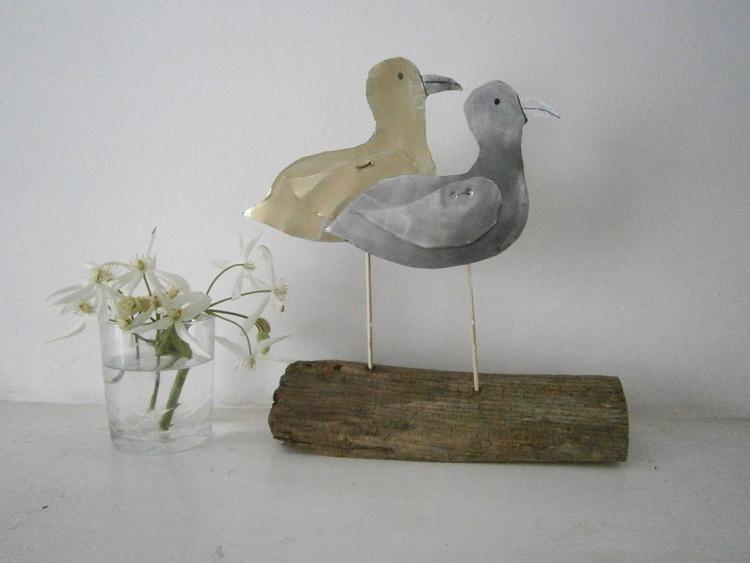 Pair of  Sea Gulls - Image 0