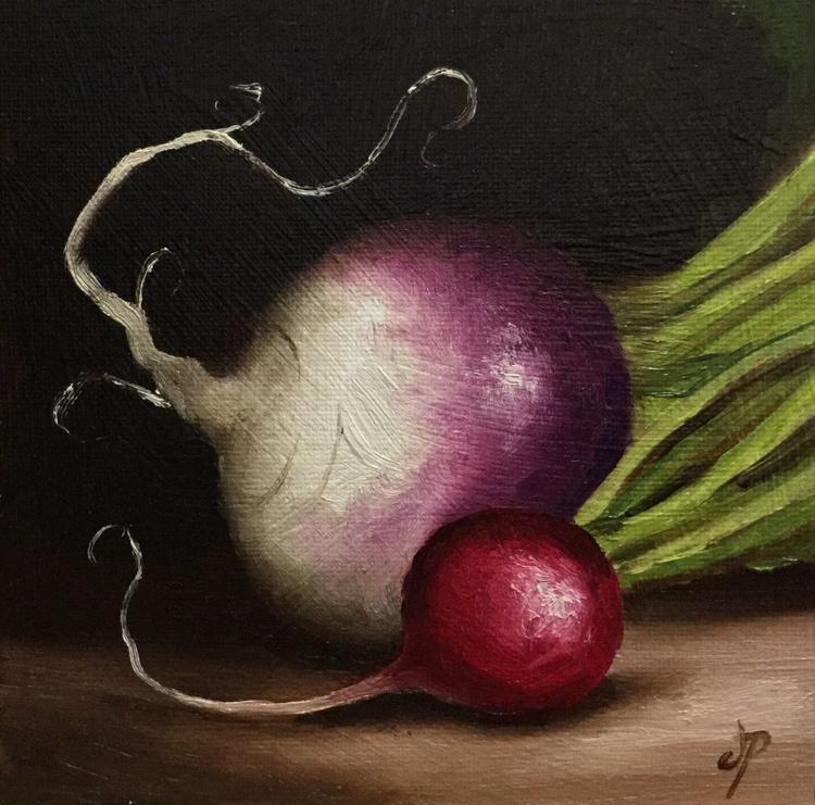 Roots, Turnip & Radish - Image 0