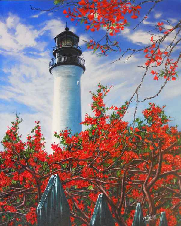 """Key West Lighthouse"" -"