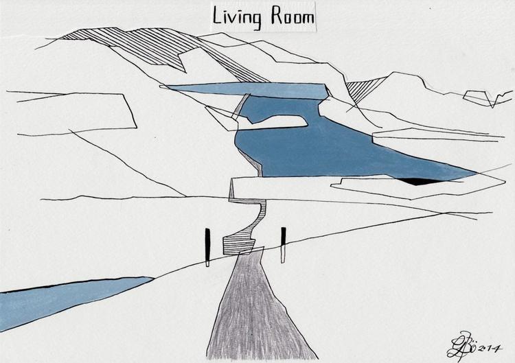 Living Room - Home Landscape 2/3 - Image 0