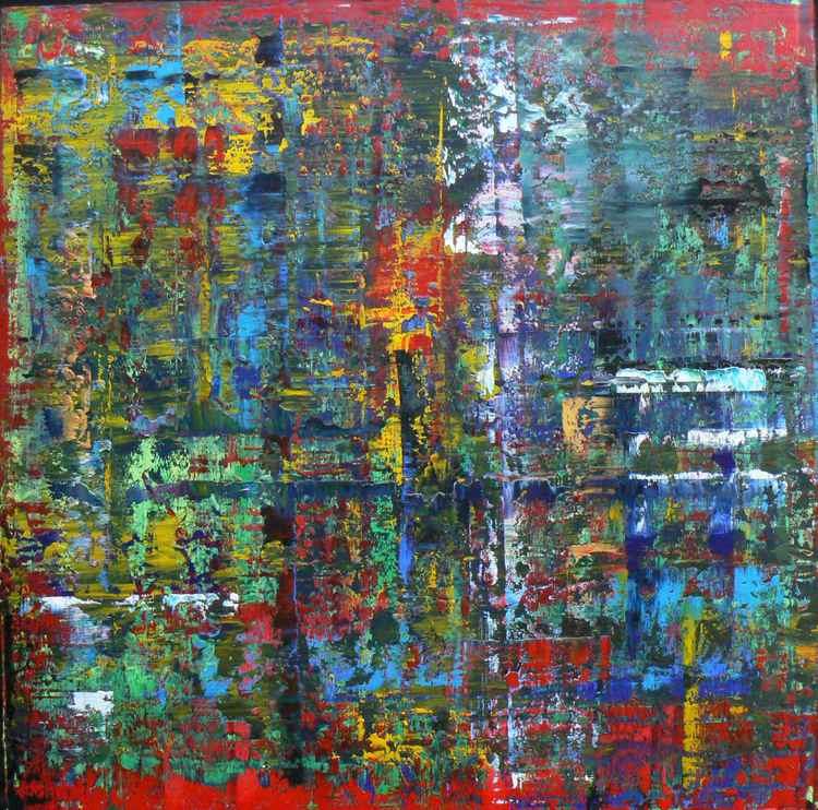 Richter Scale - Erika's - SOLD -