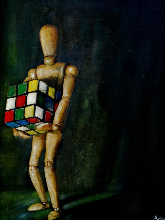 the cube - Image 0