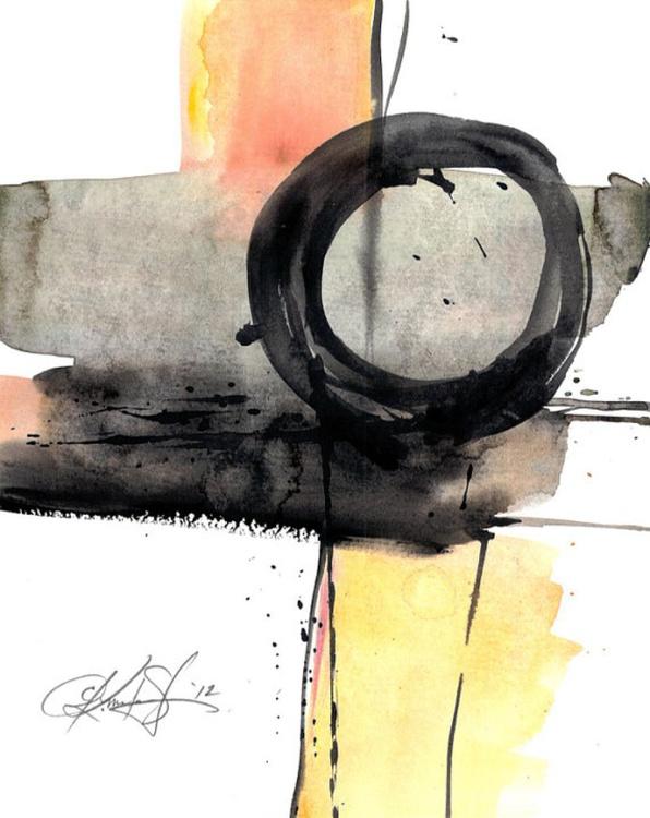 Enso Abstraction Series . No.107 - Image 0