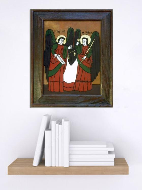Archangels Michael and Gabriel - Image 0