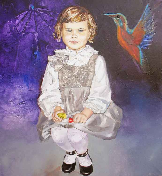 Portrait of a Child -