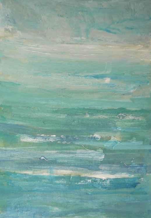 April Coast -