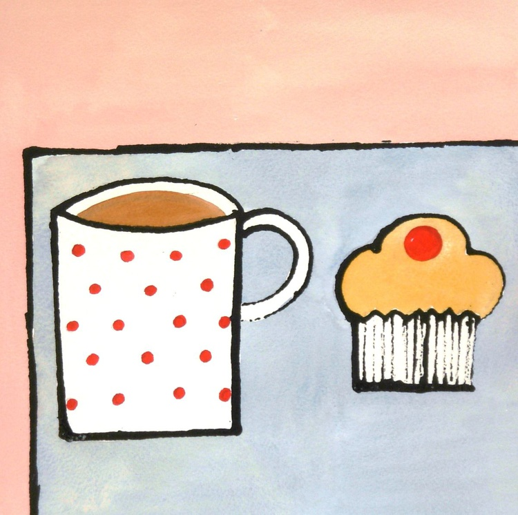 Coffee & Cake - Image 0