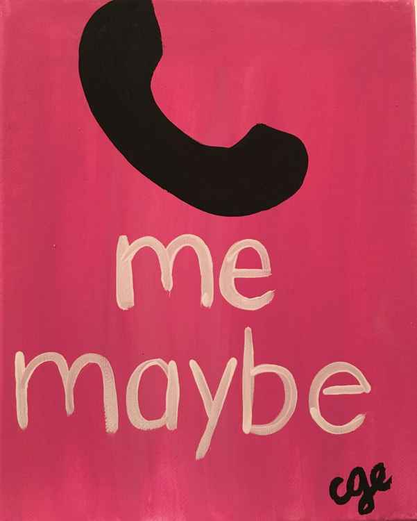 Call me maybe -