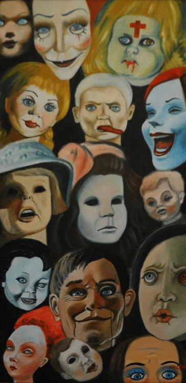 Tribute to horror - Image 0