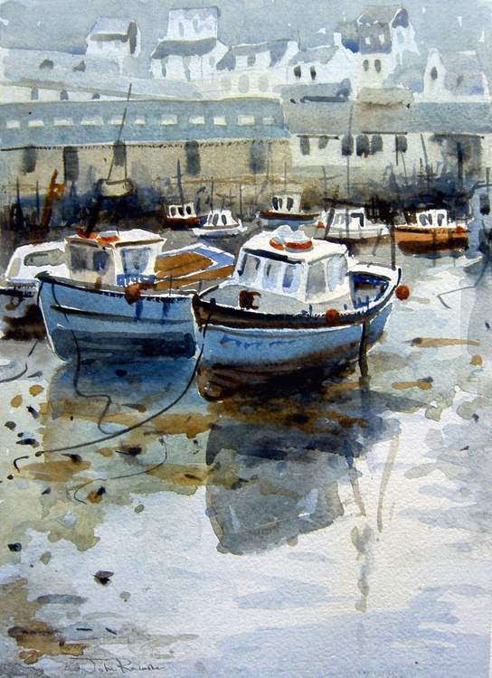 Boats at low tide - Image 0