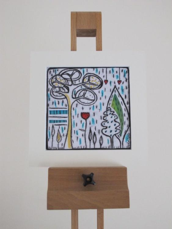 'Singing in the rain' - Image 0