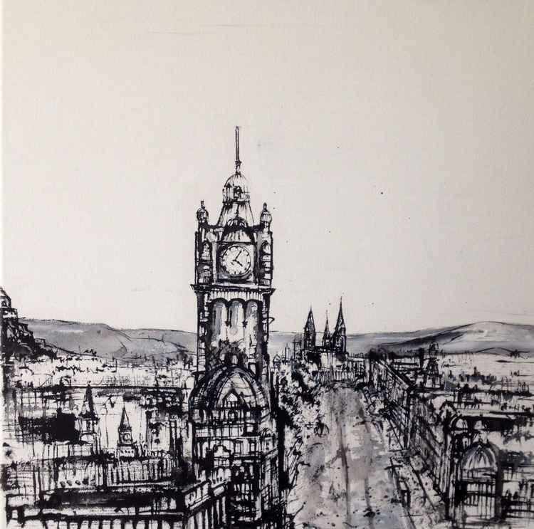Princess street, Edinburgh -