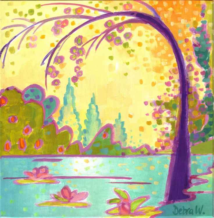 Lily the Pink Garden -
