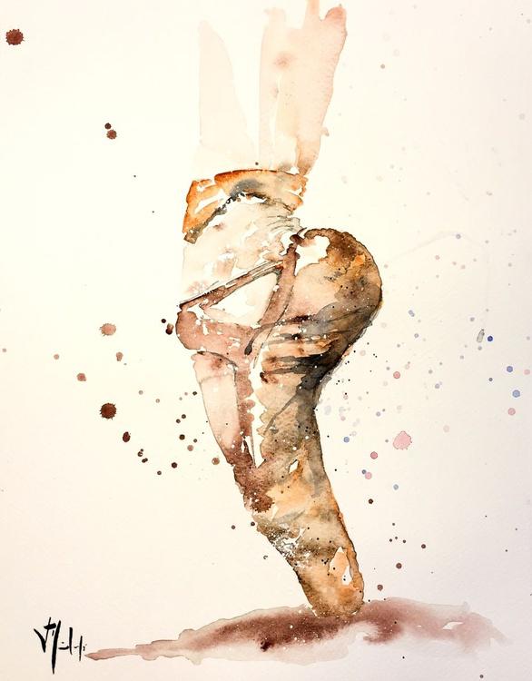 Pointe shoe - Image 0