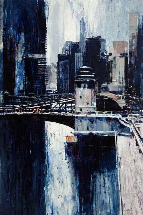 Clark Street Bridge -