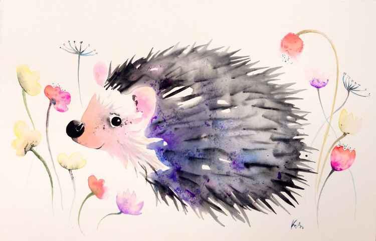 Flower hedgehog II.