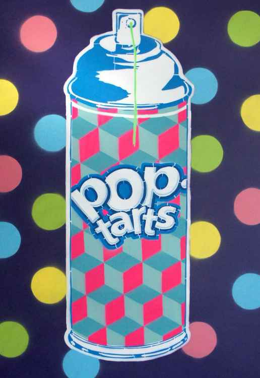 Poppin Dot Star Tarts