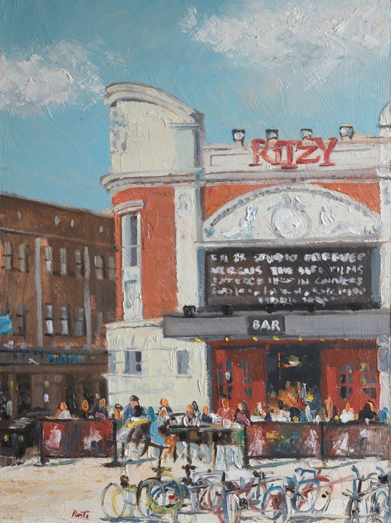 The Ritzy Cinema, Brixton London - Image 0
