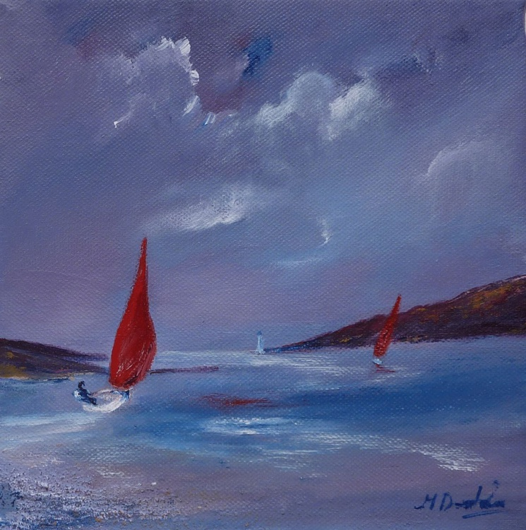 Sailing Mirror Dinghies - Image 0