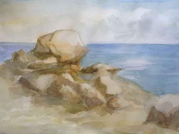 Sea stones -