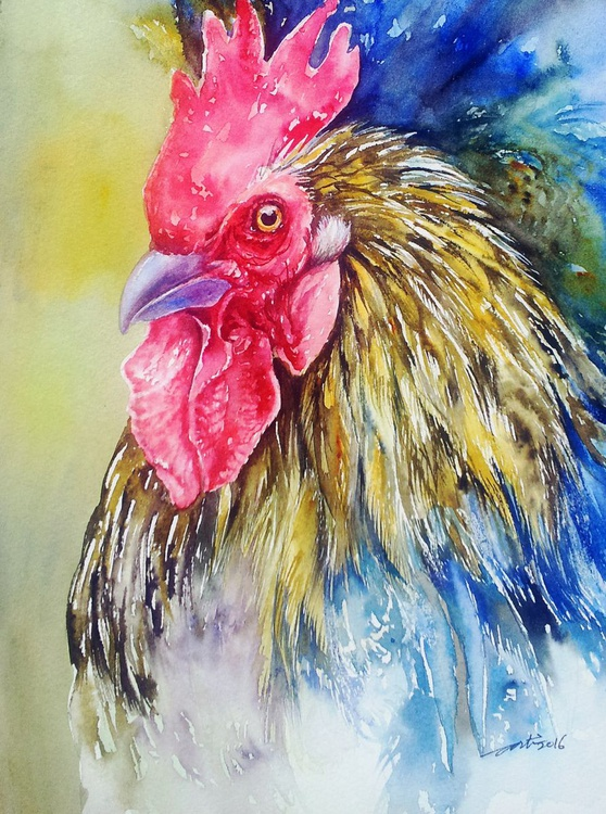 Kevin the Rooster - Image 0
