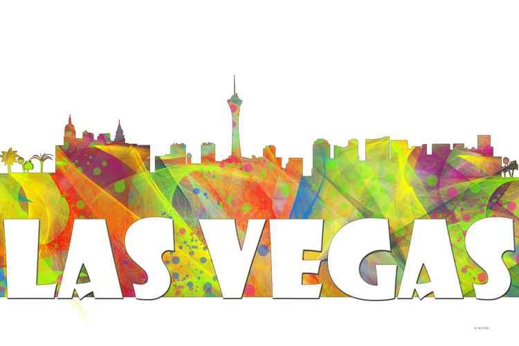 Las Vegas Skyline MCLR2 -