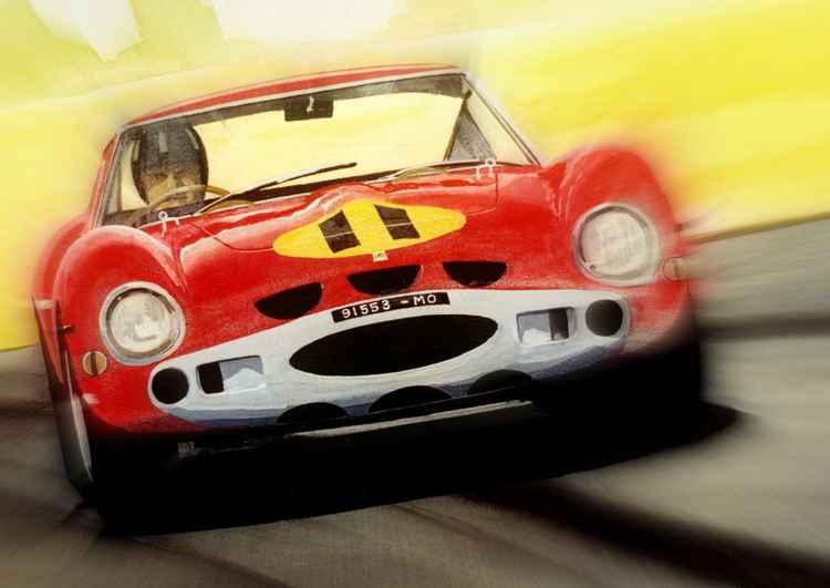 Graham Hill GTO -