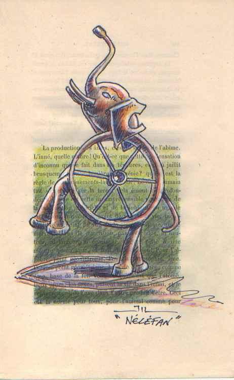 Néléfant (sketch)