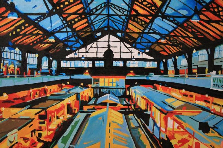 Overlooking Cardiff Market - Image 0