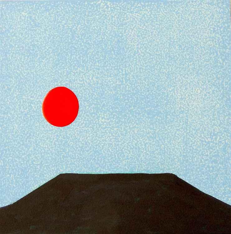 Black Mound, Red Sun