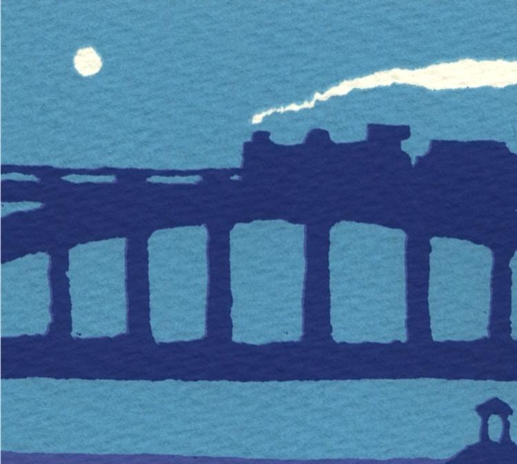 Crossing The Tyne - Image 0