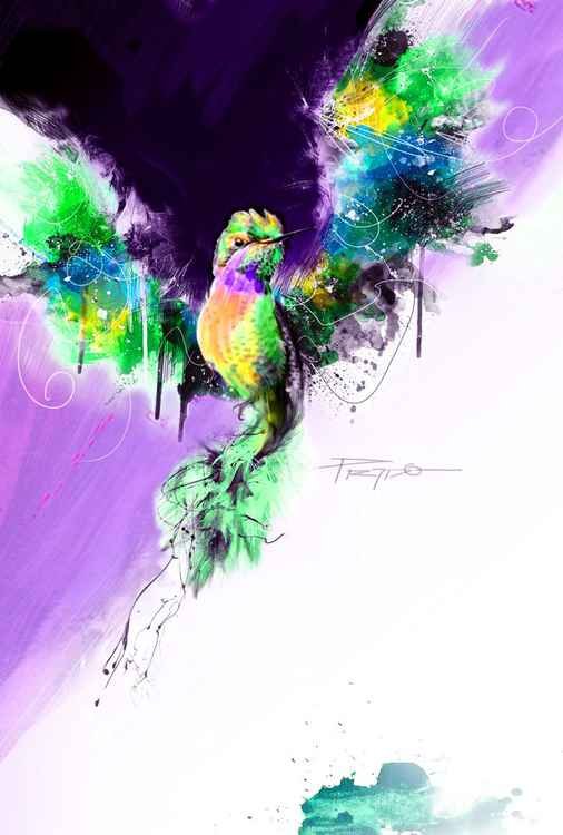 """Sweet bird"" -"