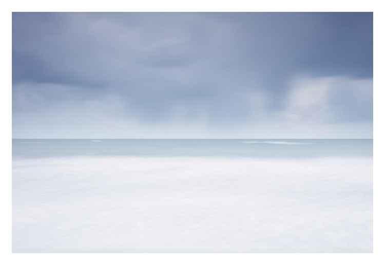 Blue Rain II