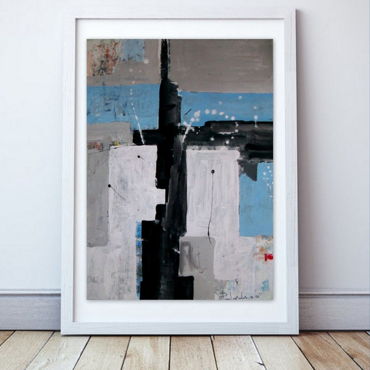 Sailing Χ , Abstract paper collection - Image 0