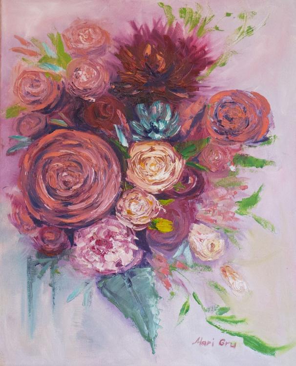Rose bouquet - Image 0