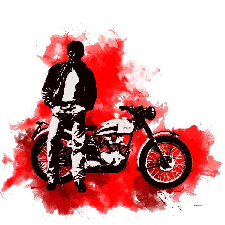 James Dean -